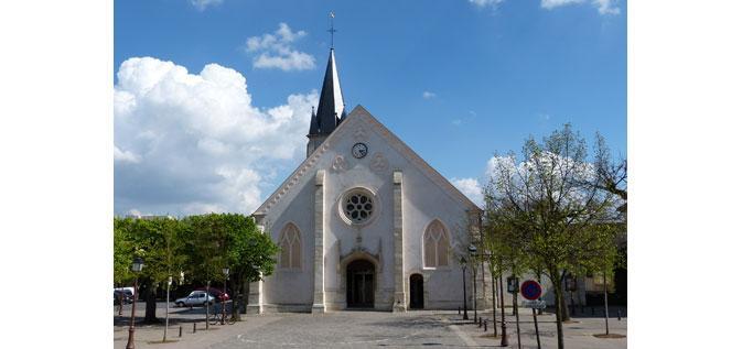 Eglise Saint-Saturnin