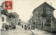 Rue de la Mairie