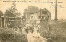 chateau de berny vers 1905