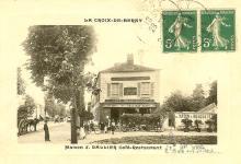 Maison Dallier en 1912