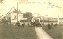 Maison Rousset vers 1920